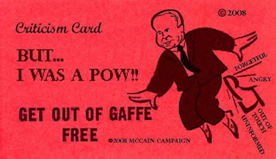 JohnMcCain POW card