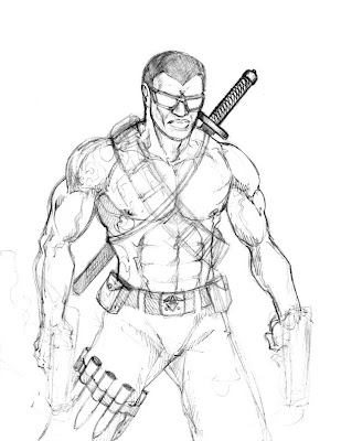 Blade - Marvel Comics Group