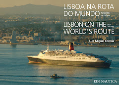 Passenger ships in Lisbon: new book by L. M. Correia