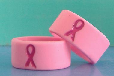 Breast Cancer Wristbands : Directwristbands.com