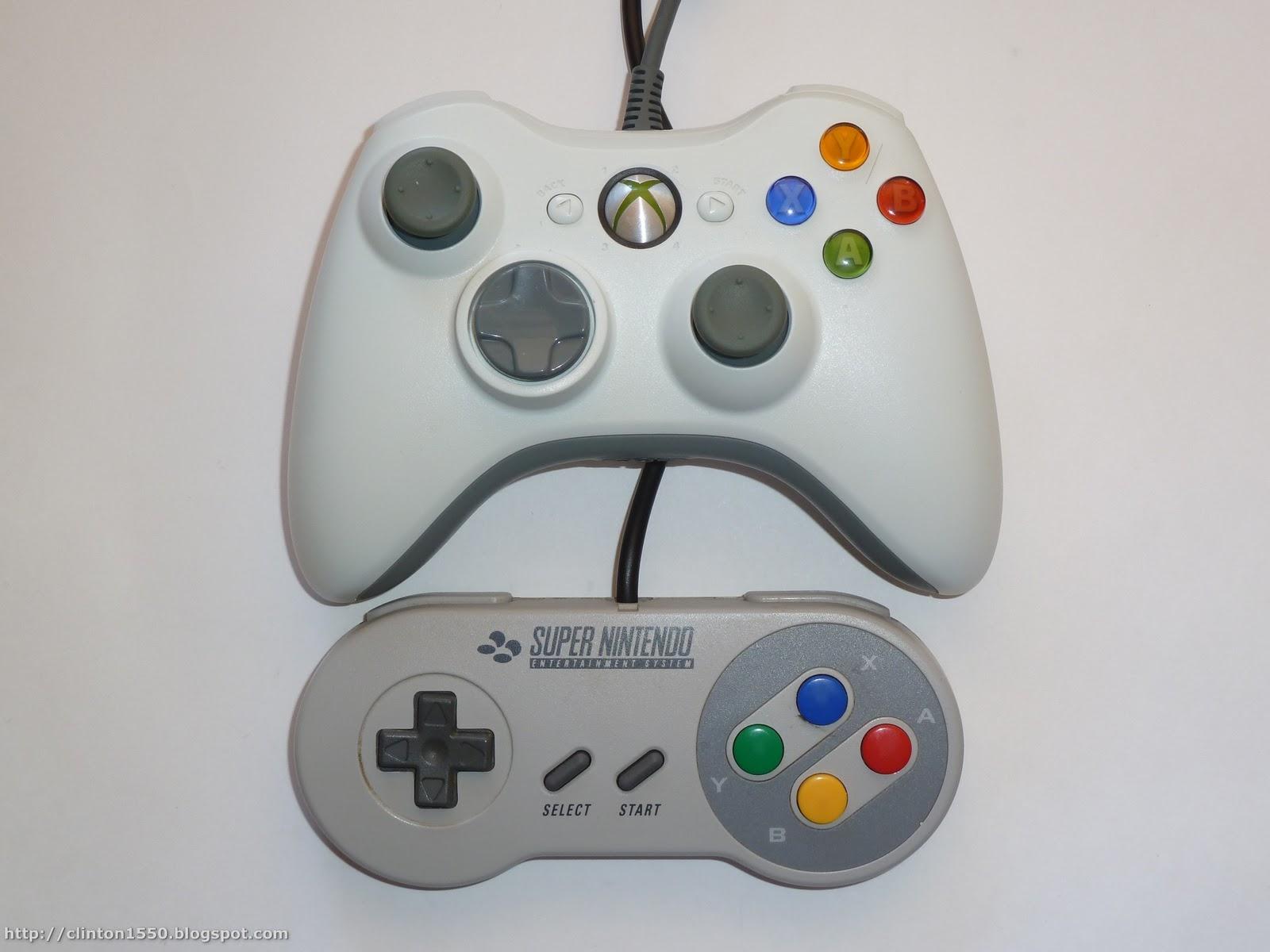 Retro Gaming: SNES on Mac OS X With a 360 Controller | clinton1550\'s ...