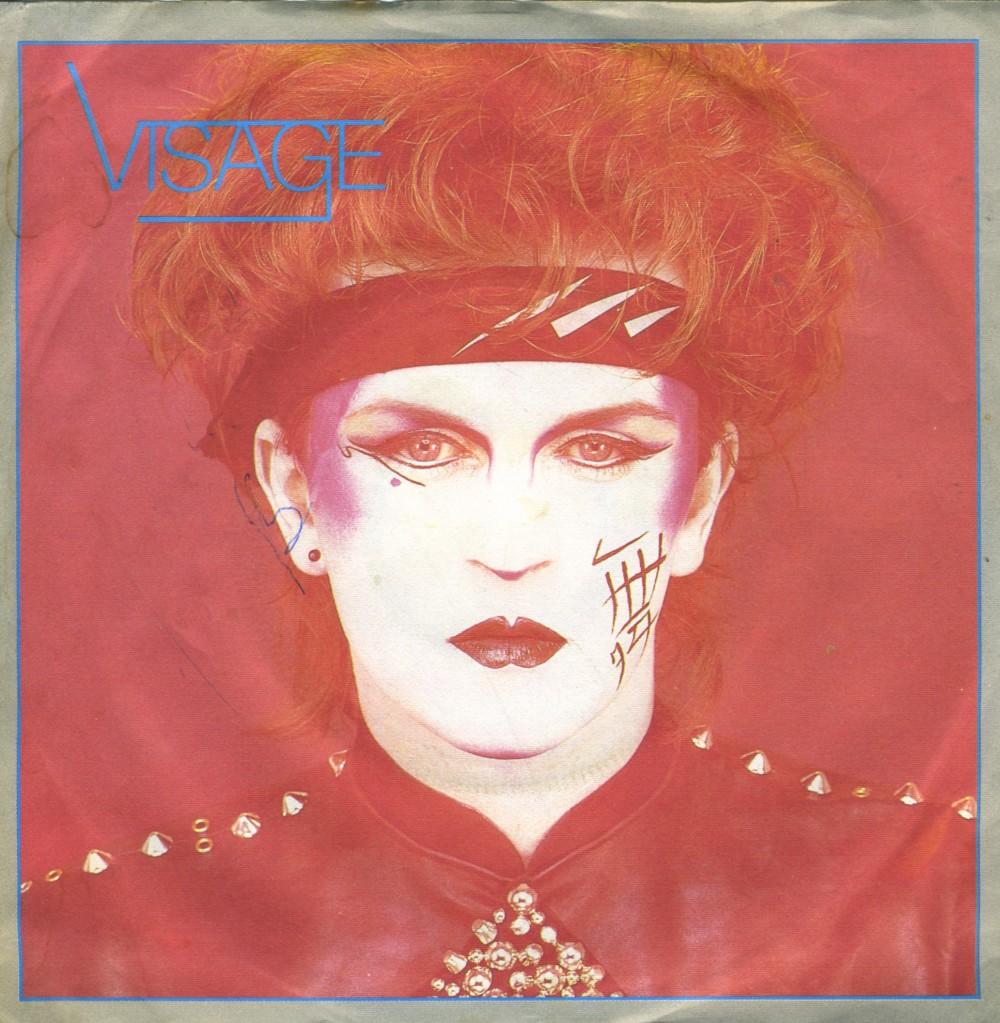 Music On Vinyl Visage Visage