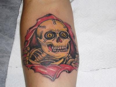tatuajes de gargola. vía Tatuajes Gratis
