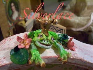 Silverlace