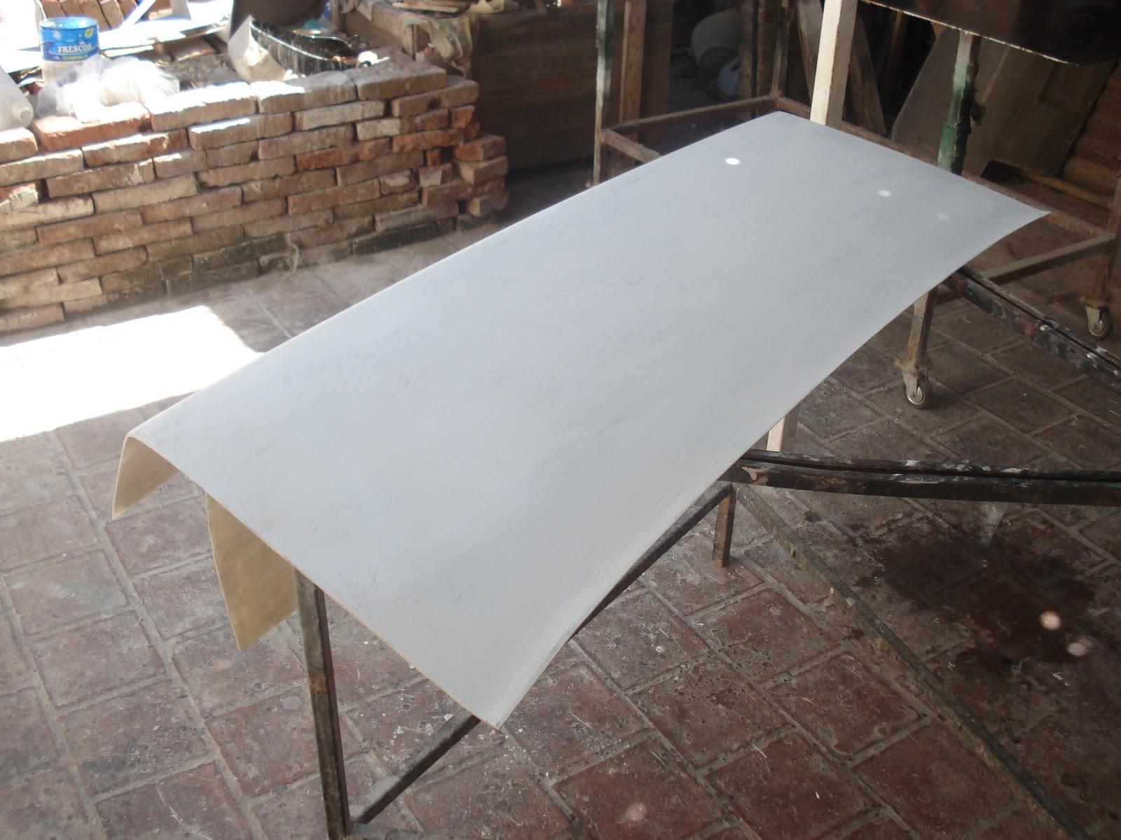 Prfv plasticos reforzados tapa de baul fiat duna - Baul de plastico ...