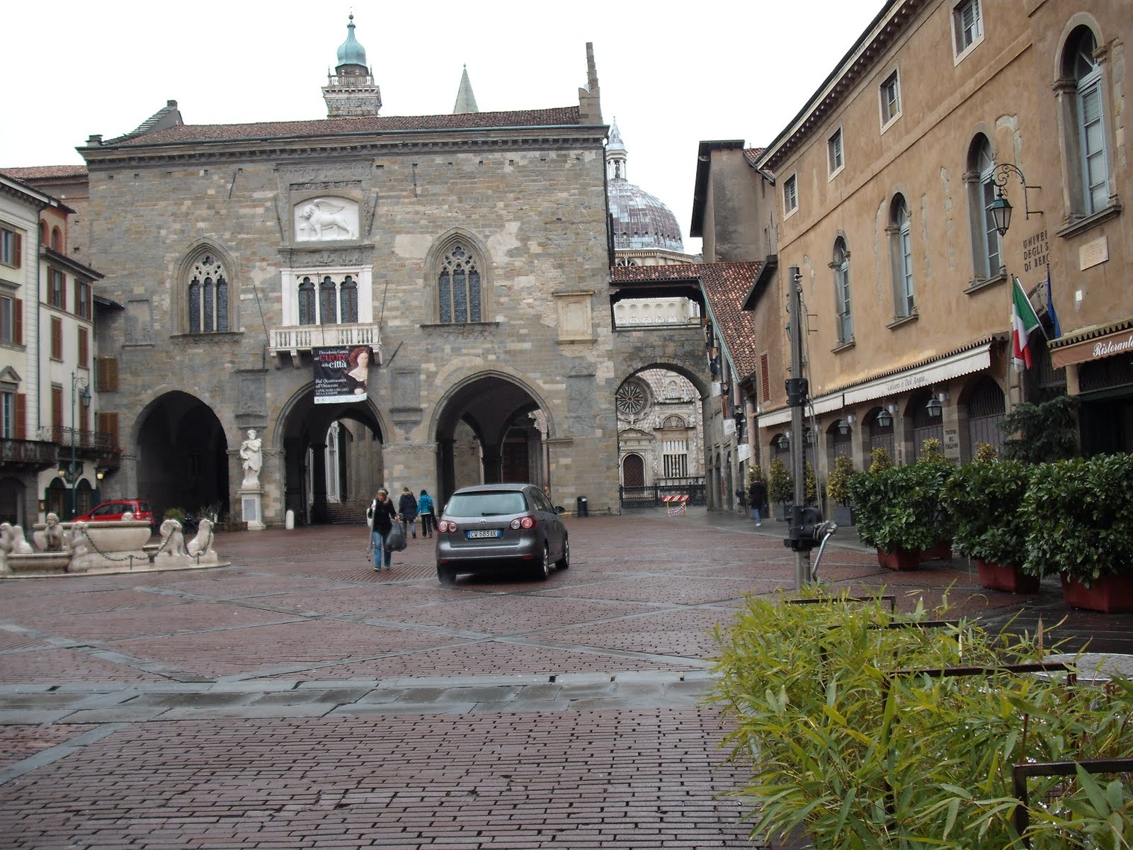 Eating out in the citt alta best of bergamo for Bergamo alta hotel