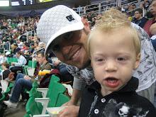 Daddy and Mason