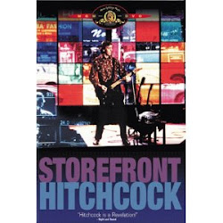 Vidriera Hitchcock