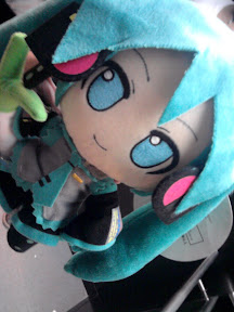 VOCALOID Hatsune Miku Fan Girl