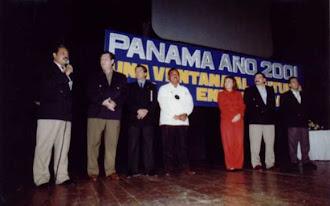 Congresso Internacional em Panama