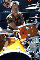 Joey Kramer, drummer for Aerosmith
