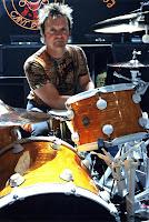 Joey Kramer, drummer for Aerosmith