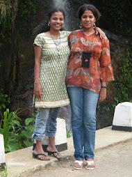mayuri with priya