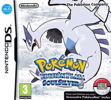 Pokémon Edición Plata - SoulSilver