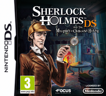 Sherlock Holmes DS and the Mystery of Osborne House