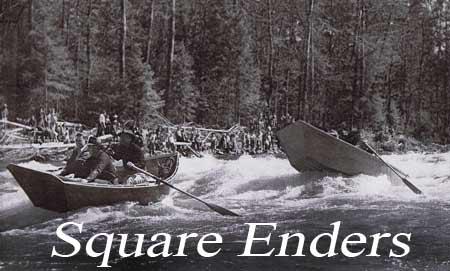 McKenzie River Drift Boat Plans