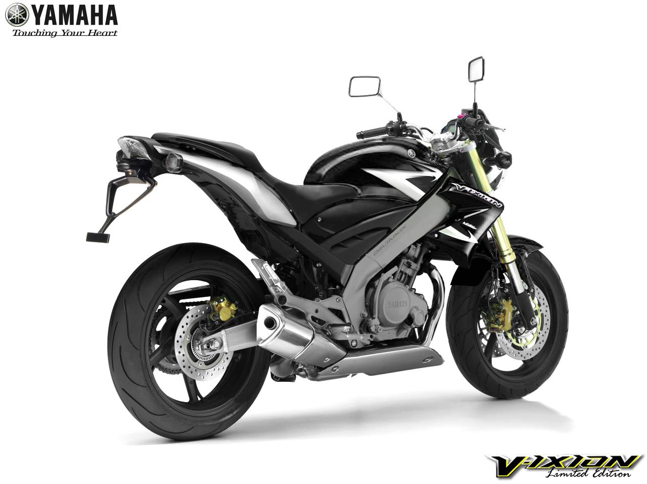 Modif Ringan Yamaha Vixion