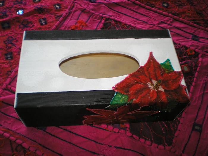 Caixa de Lenços