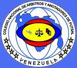 COLEGIO NACIONAL DE ARBITROS Y ANOTADORES DE FUTBOL DE SALON DE VENEZUELA