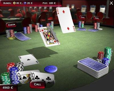 Texas holdem mathematical strategy