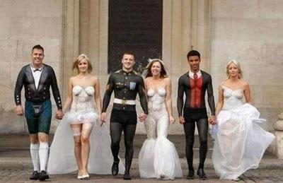 ... cerita: Pernikahan paling unik dan aneh di dunia,ny