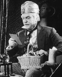 "Frank Morgan in the movie ""The Wizard Of Oz"""