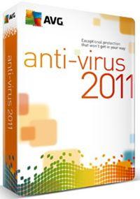 Download AVG Anti-Virus 2011 10.0.1191 Full Keys