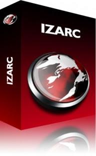 Download IZArc 4.1.2 File Setup Free