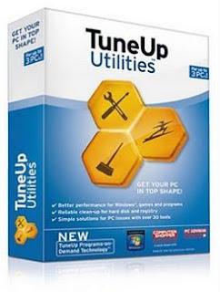 Download TuneUp Utilities 2011 Build 10.0.3000.101 Full Key
