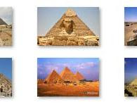 Download Pyramids Windows 7 Theme