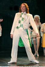 "Clay on Broadway in ""Spamalot"""