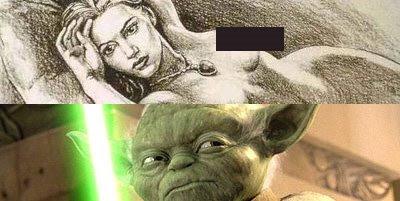Yoda nude Nude Photos 67