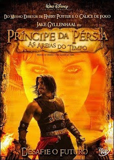 Filme Poster Príncipe Da Pérsia - As Areias Do Tempo DVDRip XviD Dual Audio