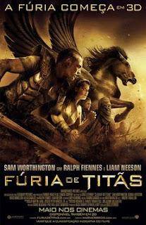 Veja as Imagens do Filme Fúria de Titãs Dublado