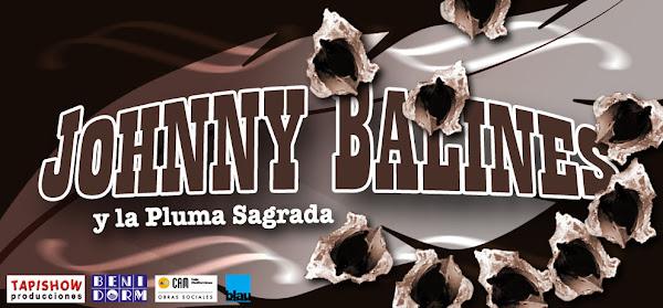 """Cortometraje """"Johnny Balines y La Pluma Sagrada"""""""