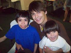 Noah, Dylan & Max