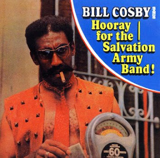 Bill Cosby - Hooray For The Salvation Army Band!  (Warner 1968)