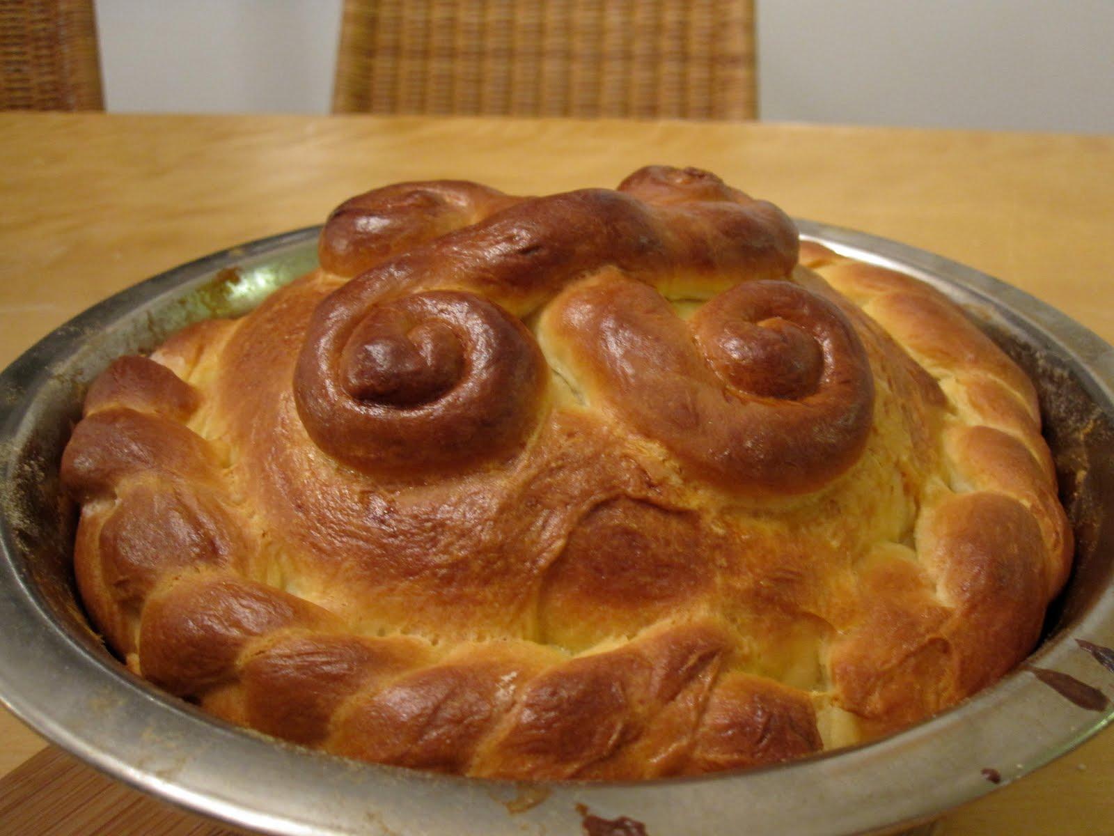 recipe: paska recipe with saffron [5]