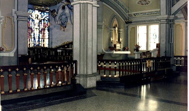 Barandas art sticas iglesia de la azulita edo m rida for Arquitectura sacro