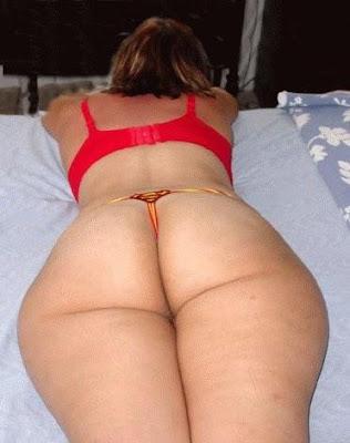 plump ass