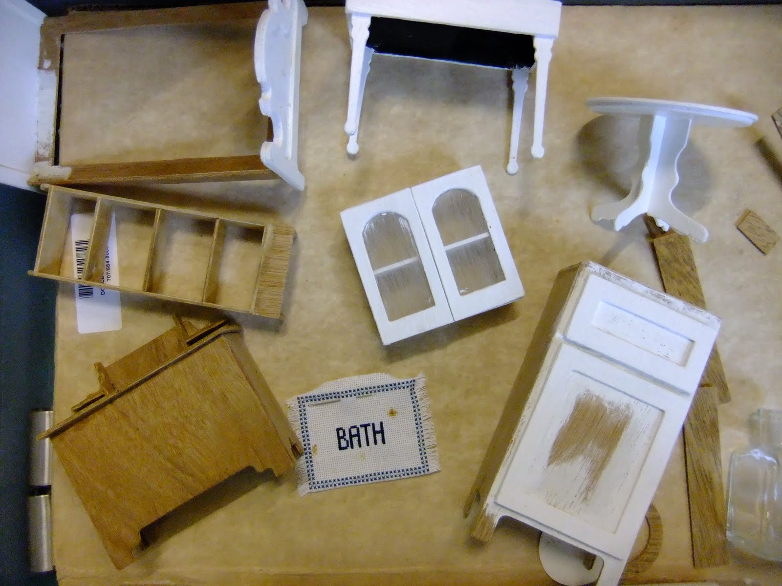 Making Dollhouse Furniture Wood Plansdownload