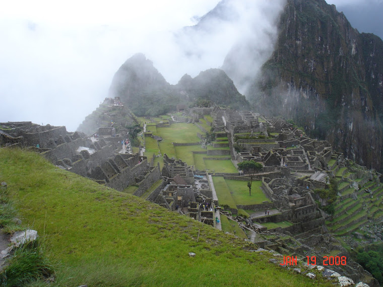 Machu Pichu Peru
