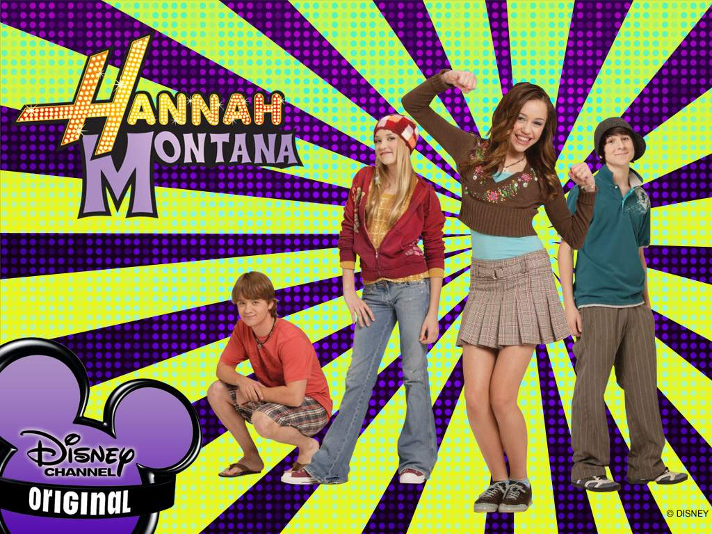Download Hannah Montana Wallpaper