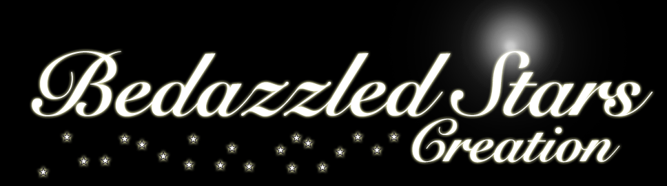 Bedazzled Stars Creation