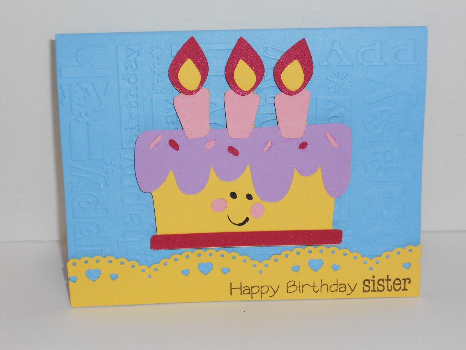Create your Classroom January 2011 – Birthday Card Scrapbook Ideas