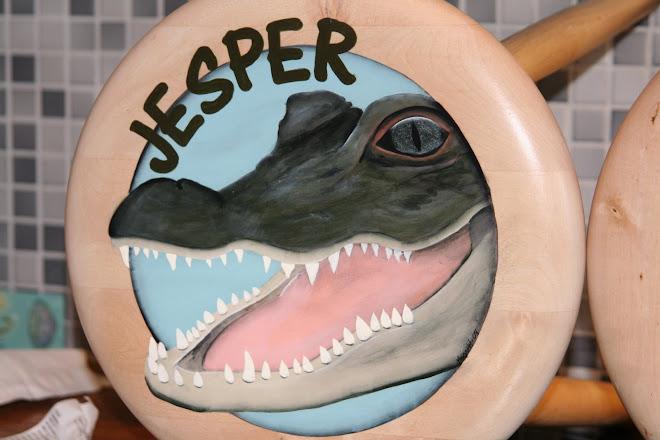 krokodille krakk til Jesper