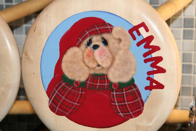 bamse krakk til Emma