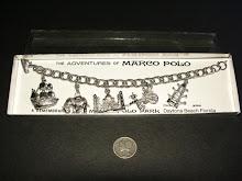 Marco Polo Park Charm Bracelet