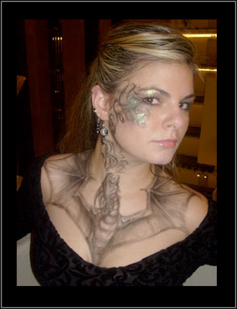 Hot tattoos 25 alluring japanese snakes tattoos for Tear tattoo meanings