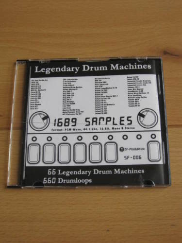 drum machine sles